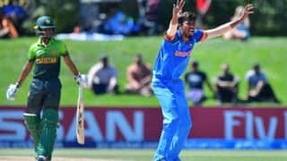 ICC U-19 World Cup 2018: Pakistan Loss Against India Result of