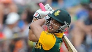 ICC Cricket World Cup 2019: We Are One Good Performance Away From Creating Momentum: JP Duminy