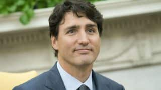 Justin Trudeau Tells Woman to Use 'Peoplekind' Instead of 'Mankind', Receives Backlash For 'Mansplaining'