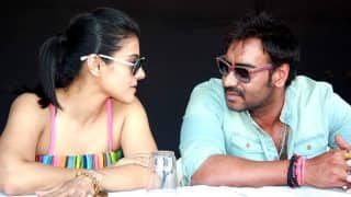 Ajay Devgn's Twitter Prank Backfires as Angry Kajol Says No Entry at Home, Twitterati Laughs