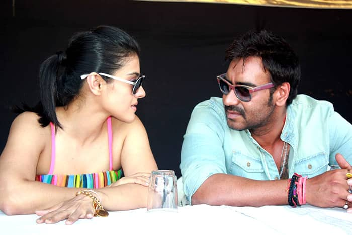 Ajay Devgn shares Kajol's phone number on social media by mistake