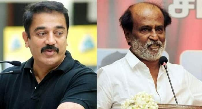 Tami Nadu: Alliance with Rajinikanth unlikely as of now, says Kamal Haasan