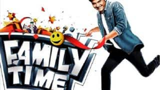 Family Time With Kapil Sharma First Look : The Comedian Looks Excited To Be Back