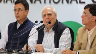 Kapil Sibal Urges Students to Focus on Studies, Calls 'Pariksha Pe Charcha' Event 'Political Gimmick'