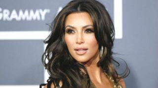 Kim Kardashian Channels Classic Vibes For High School Reunion