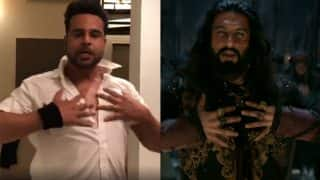 Mika Singh Shares Video of Krushna Abhishek Dancing Like Ranveer Singh's Character Alauddin Khilji in Padmaavat Song 'Khalibali'
