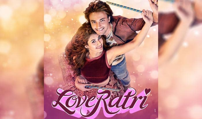 Valentine's Day gift: Salman Khan shares first poster of Loveratri