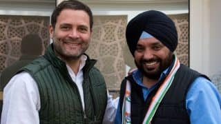 Arvinder Singh Lovely Rejoins Congress, Says he Was Ideologically a Misfit in BJP