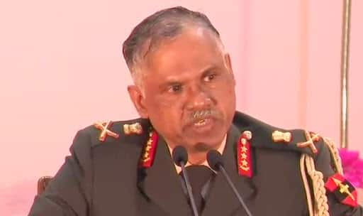 Lieutenant General Devraj Anbu GOC Northern Command