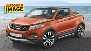 Mahindra Convertible SUV Concept to be showcased at Auto Expo 2018; Expected Price in India, Launch Date, Features, Specs