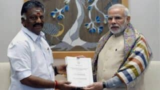 PM Modi Advised Me to Merge Faction with E Palaniswami, Says O Panneerselvam