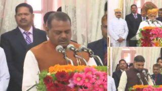 Madhya Pradesh Chief Minister Shivraj Singh Chouhan Expands Cabinet, Inducts Narayan Singh, Balkrishna And Jalam Singh as Ministers