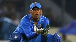 India vs England 3rd T20I: MS Dhoni Creates WORLD RECORD, Becomes First Cricketer to Take 50 Catches in T20Is