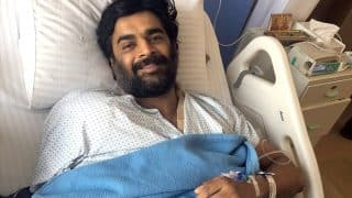 R Madhavan Undergoes Shoulder Surgery, Says He Can't Feel His Right Arm