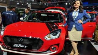 Auto Expo 2018, Maruti Swift 2018 Launch Updates: New Maruti Swift Launched in India at Rs 4.99 Lakhs