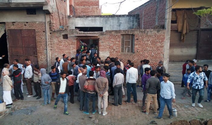 Woman hacked to death by stalker in Modinagar