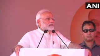 Reaffirm commitment towards water conservation: Modi