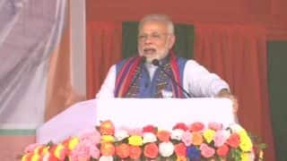 Dislodge Congress From Power For Development of Meghalaya, Says PM Narendra Modi