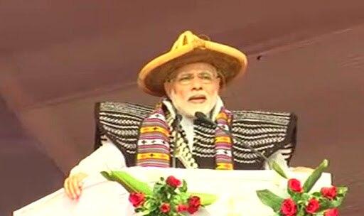 Modi_Arunachal