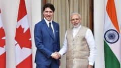 Terrorism Dangerous For Both India, Canada; We Will Fight The Menace Together, Says PM Narendra Modi in Joint Statement With Justin Trudeau
