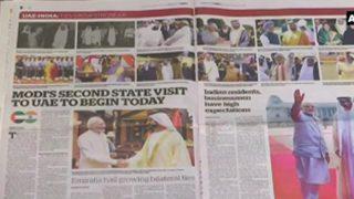 PM मोदी के दौरे पर यूएई में उत्साह, होंगे 14 समझौते