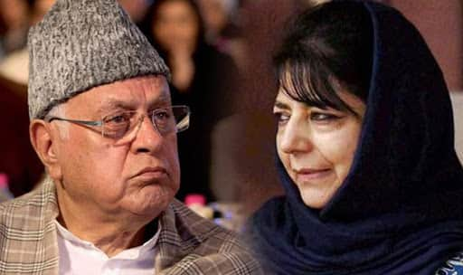 Mehbooba bats for Indo-Pak dialogue to 'end bloodshed'