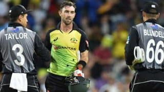 T20I Tri-Series: फाइनल में ऑस्ट्रेलिया ने न्यूजीलैंड को हराया, मैक्सवेल बने 'मैन ऑफ द सीरीज'