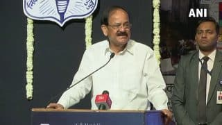Eat Beef if You Want But Don't Celebrate it, Says Vice President Venkaiah Naidu