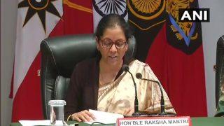 Sunjuwan Terror Attack Sponsored by Jaish-e-Mohammed Chief Masood Azhar, Says Defence Minister Nirmala Sitharaman