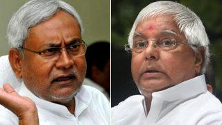 लालू यादव की तबीयत ख़राब होने के सवाल पर CM नीतीश कुमार बोले- अब तो मुझे...