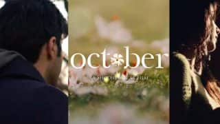 October Feeler: Varun Dhawan Gives Us A Glimpse Of His Next With Banita Sandhu And It Is Surreal