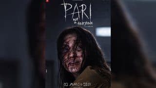 Pari New Poster: AnushkaSharma Dares To Look HerSpookiest, Goriest BestAnd Makes Our Expectations Soar