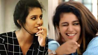 Priya Prakash Varrier's Latest Pictures Will Make You Forget Her Wink And Focus On Her Smile Instead (PICS)