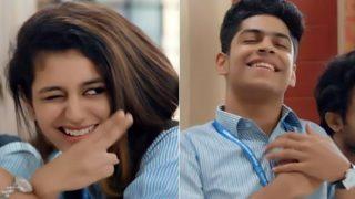प्रिया प्रकाश वारियर और रोशन अब्दुल रऊफ की ये तस्वीर पहले से भी ज्यादा खूबसूरत है, देखिए तो सही