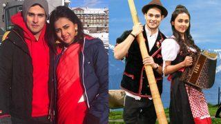 Priyank Sharma Is Romancing Tejasswi Prakash In Switzerland - View pics!