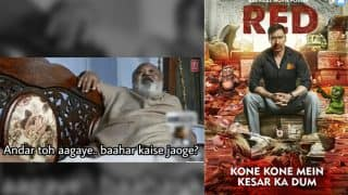 Raid Trailer: Scene From Ajay Devgn's Movie Becomes a Viral Meme, Twitter Comes up with Hilarious Captions