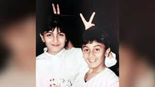 Ranbir Kapoor And Riddhima Kapoor Sahni's Mischievous Smiles In This Throwback Picture Will Melt Your Hearts
