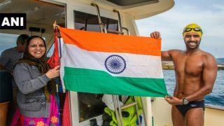 दुनिया में सबसे कम उम्र में 'ओशन चैलेंज' पूरा करने वाला बना यह भारतीय तैराक, ये भी नए रिकॉर्ड बनाए