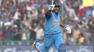 रोहित ने तोड़ा सचिन का इंटरनेशनल रिकॉर्ड, ऐसा करने वाले दूसरे भारतीय खिलाड़ी