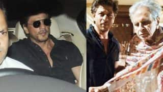 Shah Rukh Khan Visits Dilip Kumar; King Khan's Picture With The Veteran Superstar Goes Viral