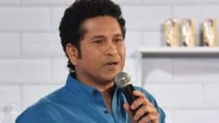 Western Railways Names Sachin Tendulkar as Brand Ambassador For Campaign on Trespassing, Women's Safety