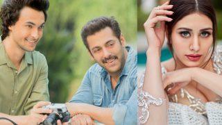 Salman Khan's Mystery Girl Revealed; Actor Introduces Warina Hussain Opposite Ayush Sharma In Loveratri