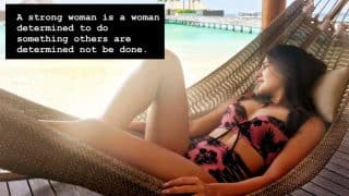 Shamed For Posing In A Bikini, Samantha Ruth Prabhu Gives A Befitting Reply To Haters
