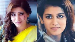 Priya Prakash Varrier Vs Samantha Akkineni: Fans Feel No One Can Beat Rangasthalam Actress' Cuteness