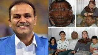 Virender Sehwag Doles Out Extreme Advice on No Smoking, Leaves Twitterati Laughing Out Loud
