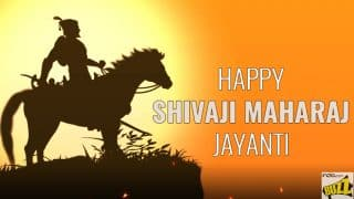 Shivaji Jayanti 2018: Best Marathi Quotes, SMS, Facebook Status & WhatsApp Forwards and GIF Image Messages to Send Chhatrapati Shivaji Maharaj Jayanti Wishes