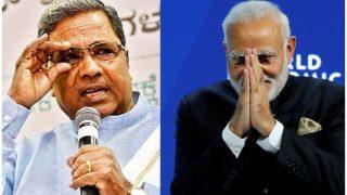 कर्नाटक के CM सिद्धारमैया ने पीएम के लिए कह दी ऐसी बात
