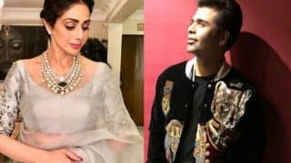 Karan Johar Heartbroken By Sridevi's Demise; Says 'Don't Want To Believe That She Is No More'