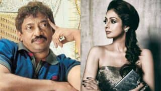 Sridevi Passes Away: Grief-Stricken Ram Gopal Varma Shares Rarely Seen Pictures and Videos of the Actress