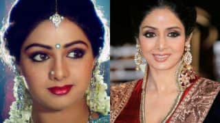 Sridevi Passes Away: Here is a look at Chandni, Sadma, Lamhe and Other Iconic Performances of the Actress (Watch Videos)